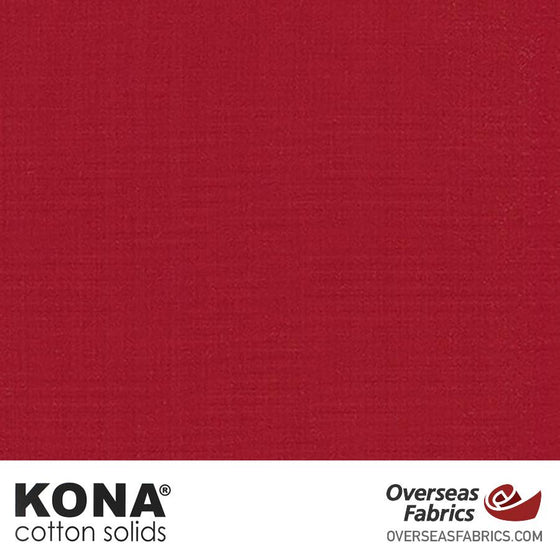 "Kona Cotton Solids Wine - 44"" wide - Robert Kaufman quilting fabric"