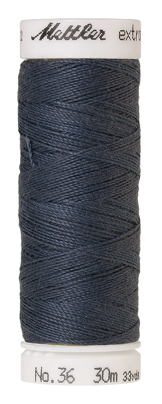Mettler Extra Strong Polyester Thread, 30m - #0311 Blue Shadow