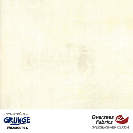 "Moda Grunge 45"" - Winter White"