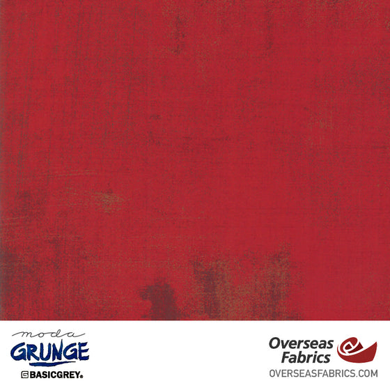 "Moda Grunge 45"" - Kringle & Claus Berry"
