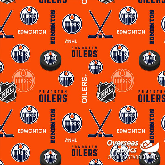**DELAYED** Pre-Order Late Dec 2020 NHL Flannelette - Edmonton Oilers (See Description before ordering)