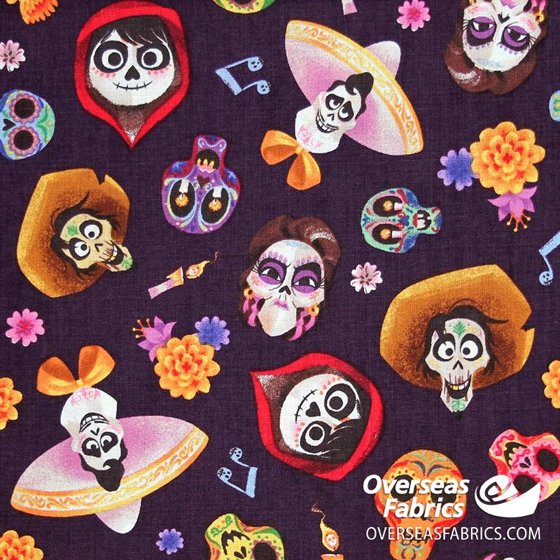 Springs Creative - Disney, Coco and Friends, Head Toss