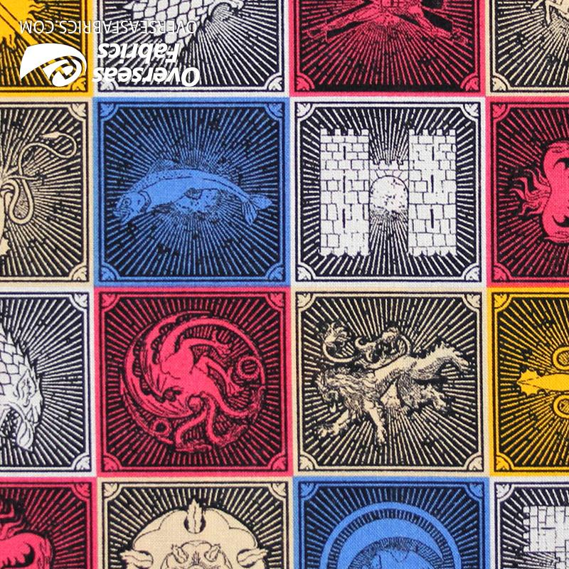 Springs Creative - Game of Thrones, House Sigils