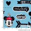 Springs Creative - Vintage Mickey and Minnie, Arrows
