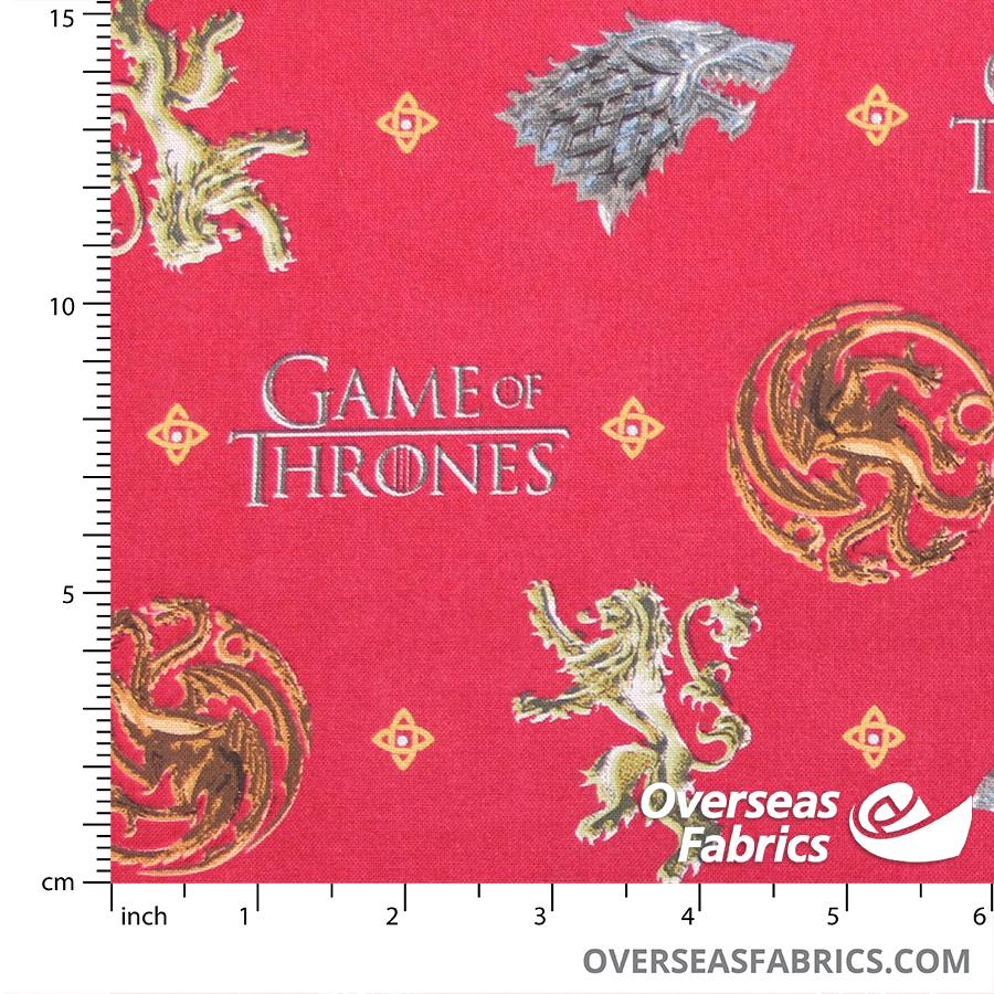 Springs Creative - Game of Thrones, You Win or You Die