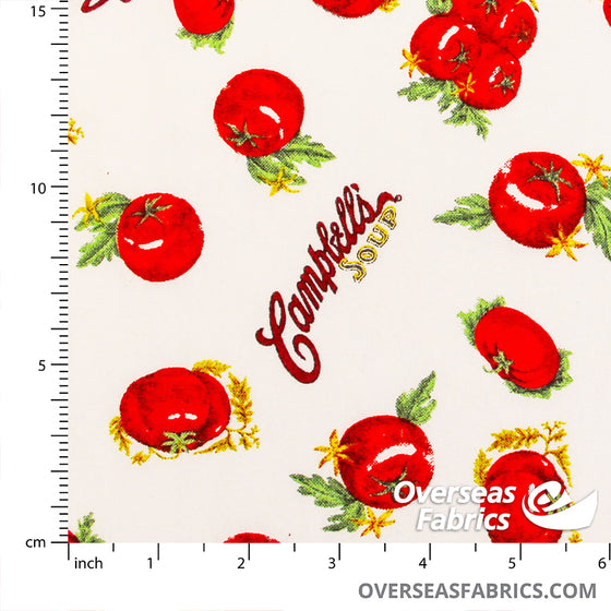 Campbell's Soup - Heritage Tomatoes (Springs Creative)