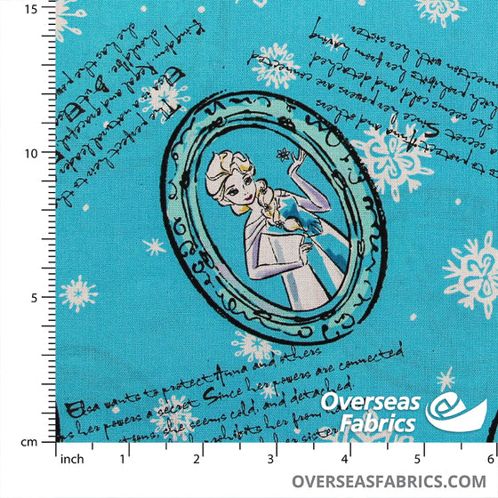 Disney - Frozen, Elsa Framed (Springs Creative)