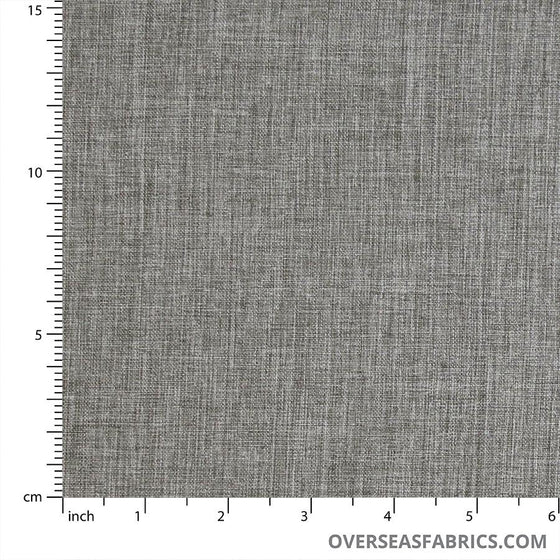 "Two-Tone Multi-Purpose Polyester 60"" - Dark Grey"