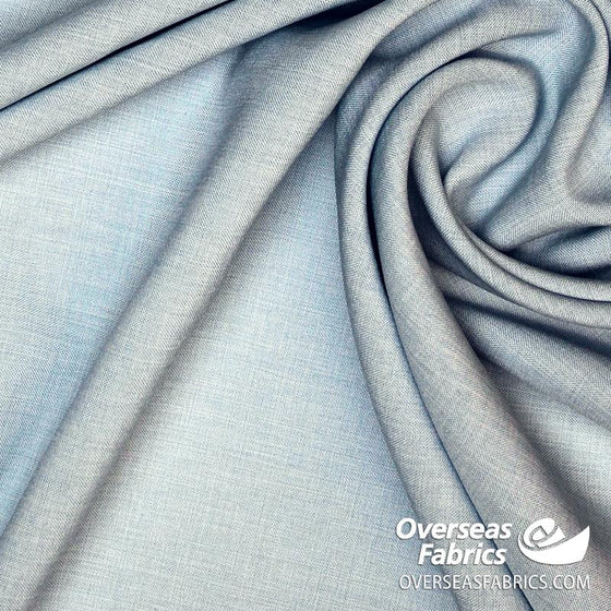 "Two-Tone Multi-Purpose Polyester 60"" - Light Blue"
