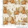 Windham Fabrics - Tell the Bees, Beehives, Cream