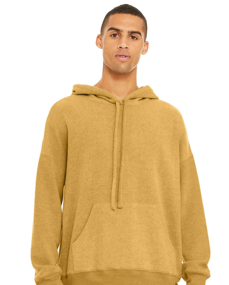 Sueded Fleece Pullover Hoodie - Simple Stature