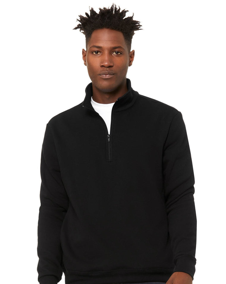 Quarter Zip Pullover - Simple Stature