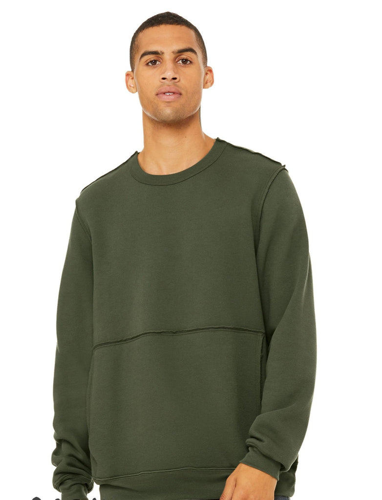 Raw Seam Pullover - Simple Stature