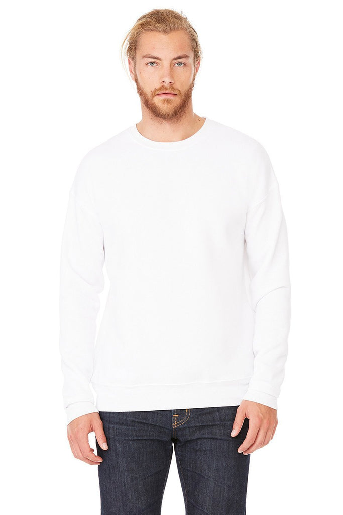 Drop Shoulder Sweatshirt - Simple Stature