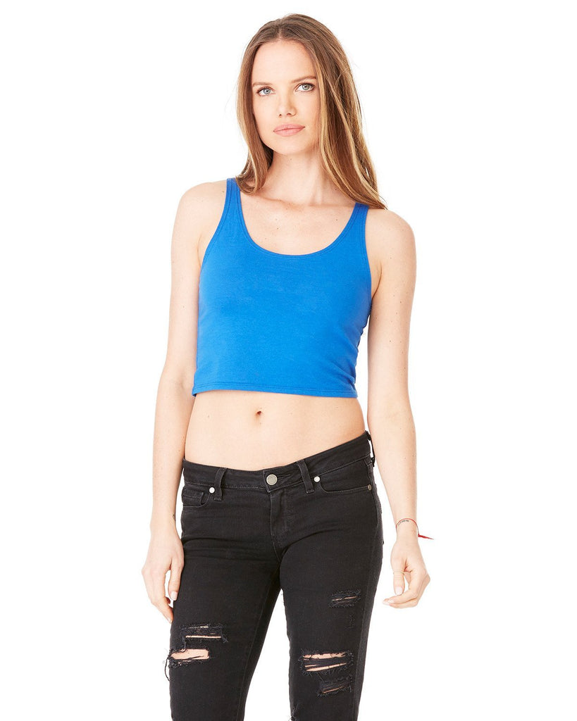 Crop Tank - Simple Stature