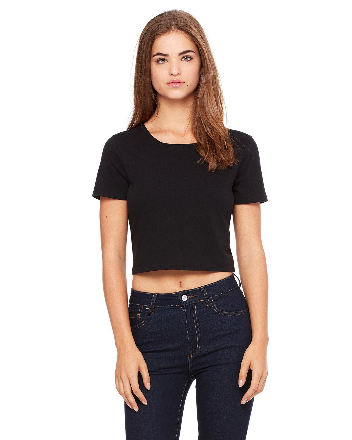 Crop Tee - Simple Stature