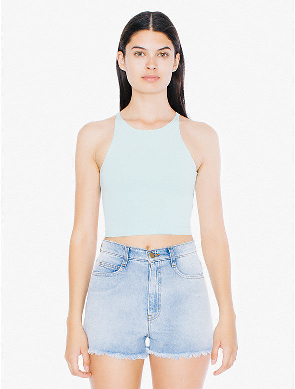 Sleeveless Crop Top - Simple Stature