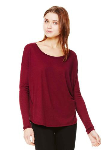 Flowy Long Sleeve Tee - Simple Stature
