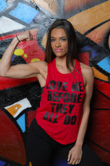 Love Me Before Muscle Tank - Simple Stature