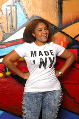 Made in New York (NY) Tee - Simple Stature