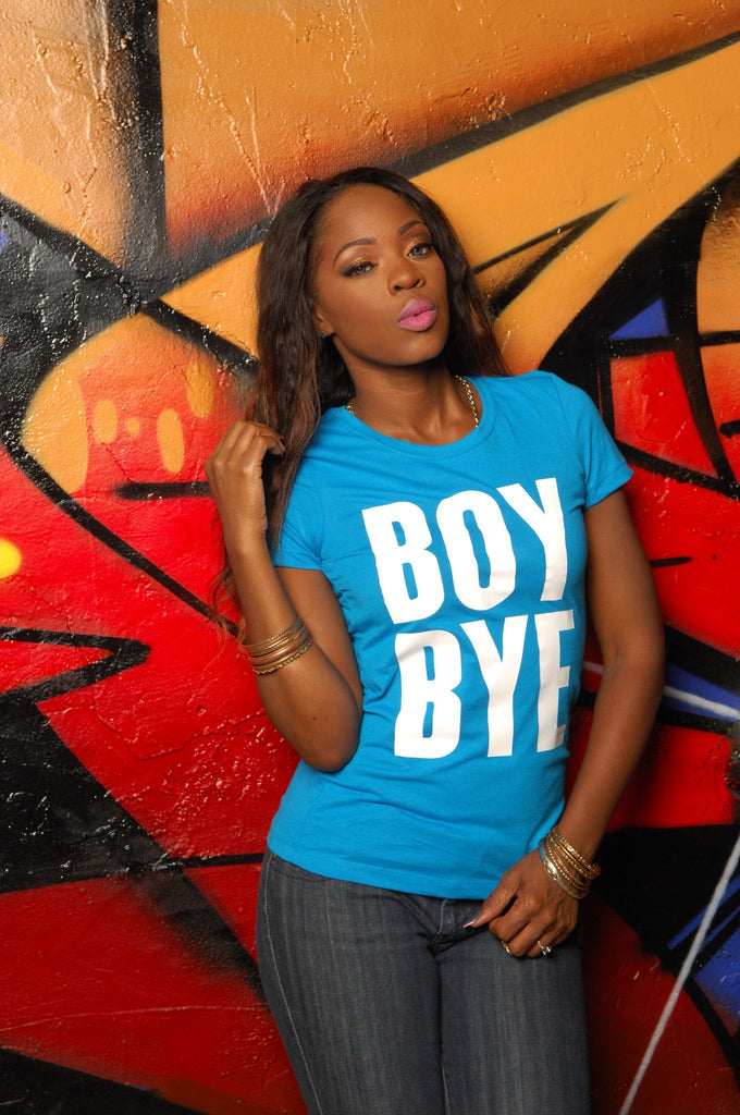 Boy Bye Tee - Simple Stature
