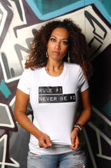The Rules Tee - Simple Stature