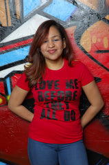 Love Me Before Tee - Simple Stature