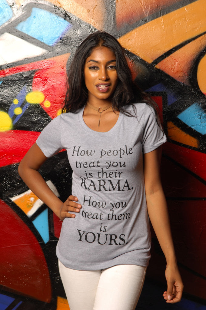 Karma Tee - Simple Stature