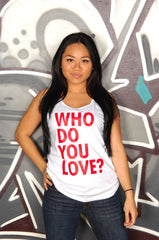 Who Do You Love? Tank - Simple Stature