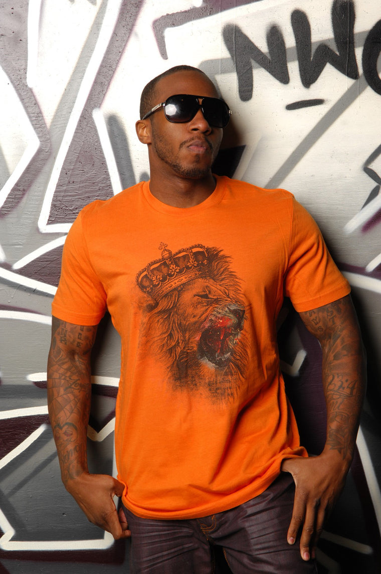King Lion Tee - Simple Stature