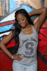 SS Brooklyn Triblend Tank - Simple Stature