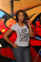 I Ain't Sorry Vee - Simple Stature