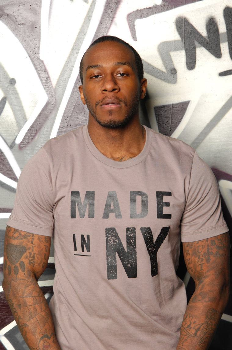 Made in New York (NY) Tee