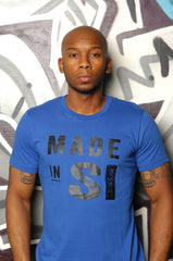 Made in Staten Island (SI) Tee - Simple Stature