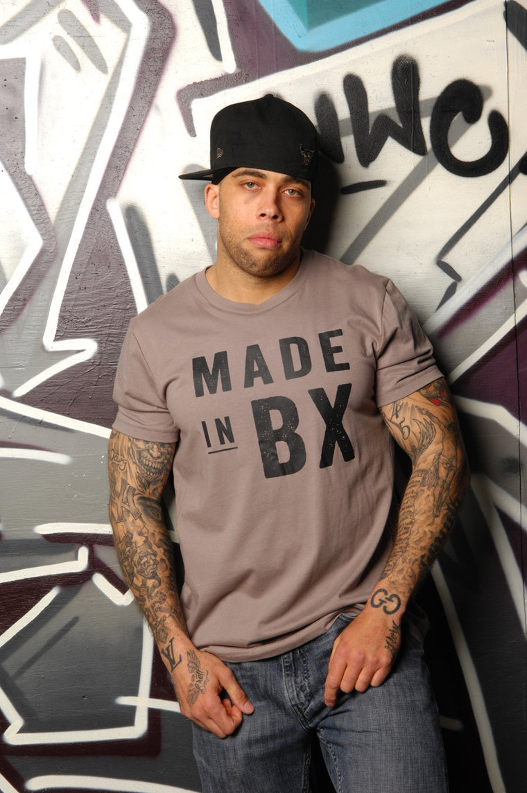 Made in The Bronx (BX) Tee - Simple Stature