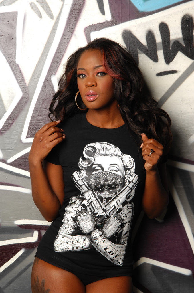 Marilyn Monroe About That Life Tee - Simple Stature