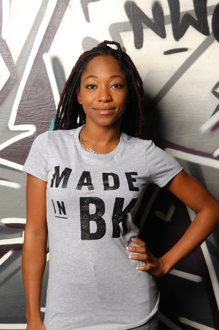 Made in Brooklyn (BK) Tee - Simple Stature
