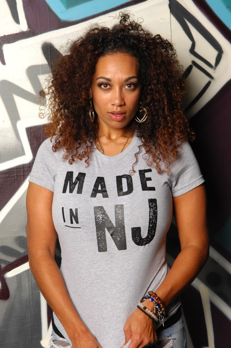 Made in New Jersey (NJ) Tee
