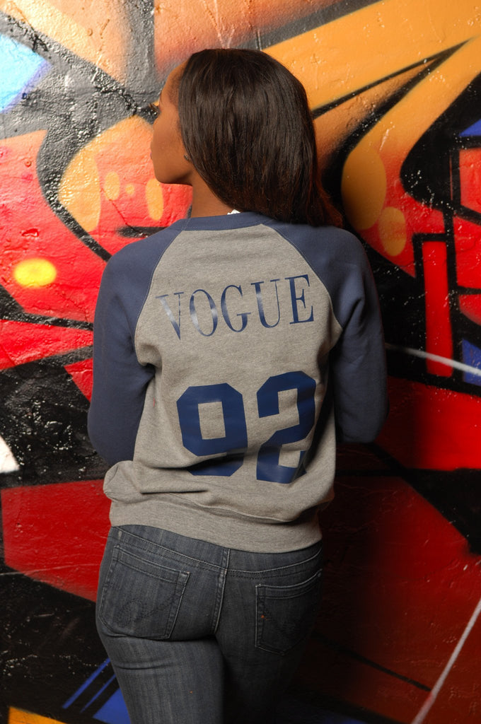 Vogue Sweatshirt - Simple Stature