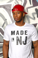 Made in New Jersey (NJ) Tee - Simple Stature