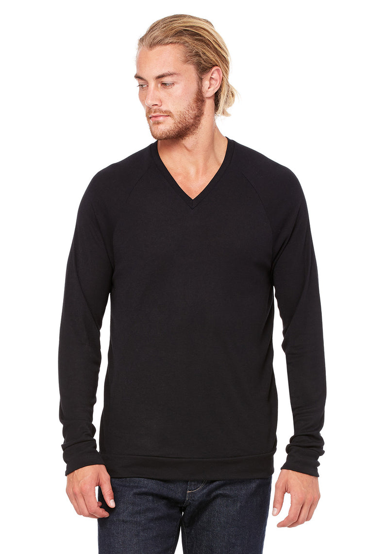 Lightweight Vee Sweater