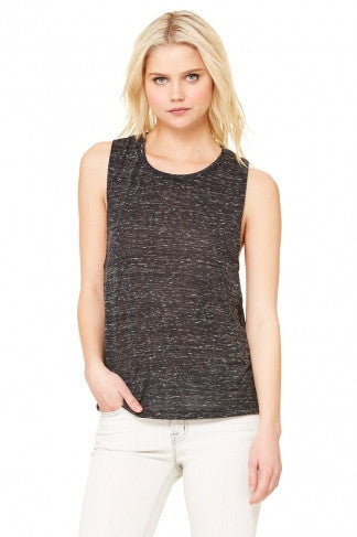 Flowy Muscle Tank - Simple Stature