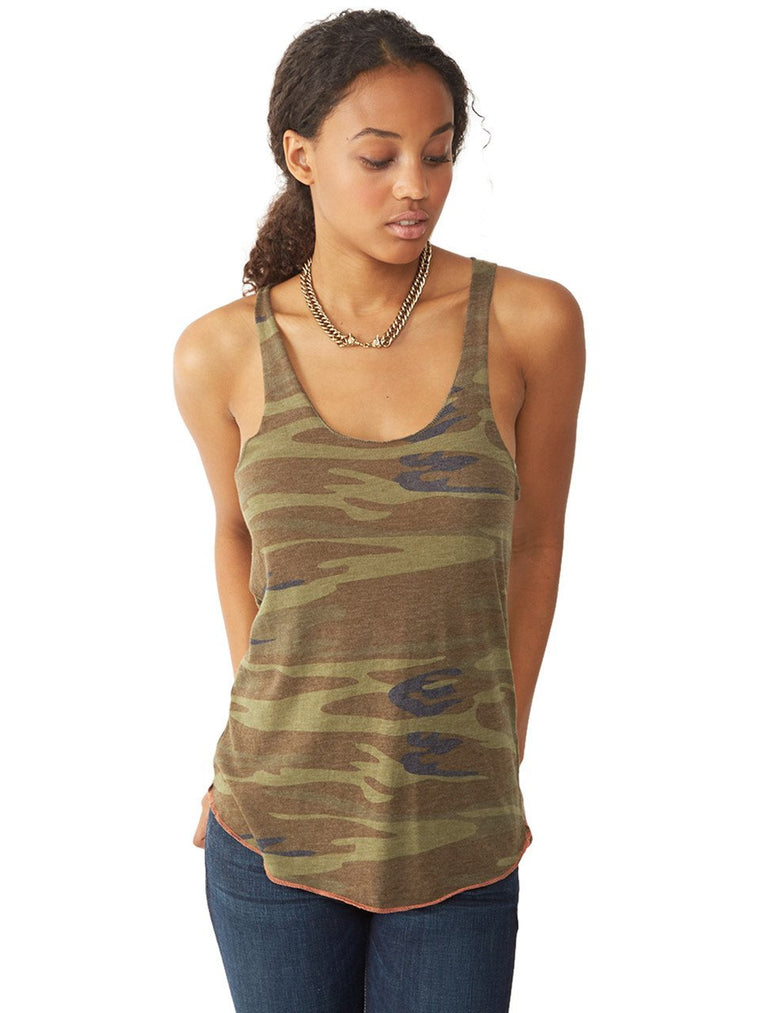 Eco Racerback Tank - Simple Stature