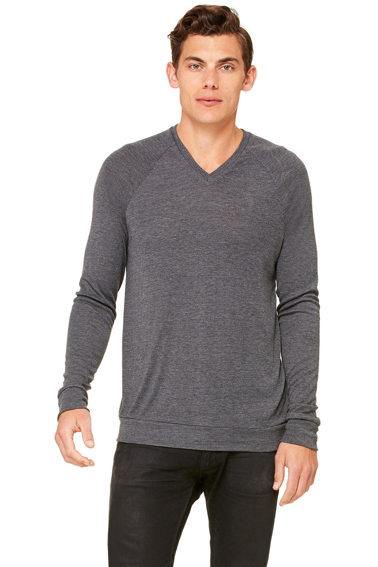 Lightweight Vee Sweater - Simple Stature