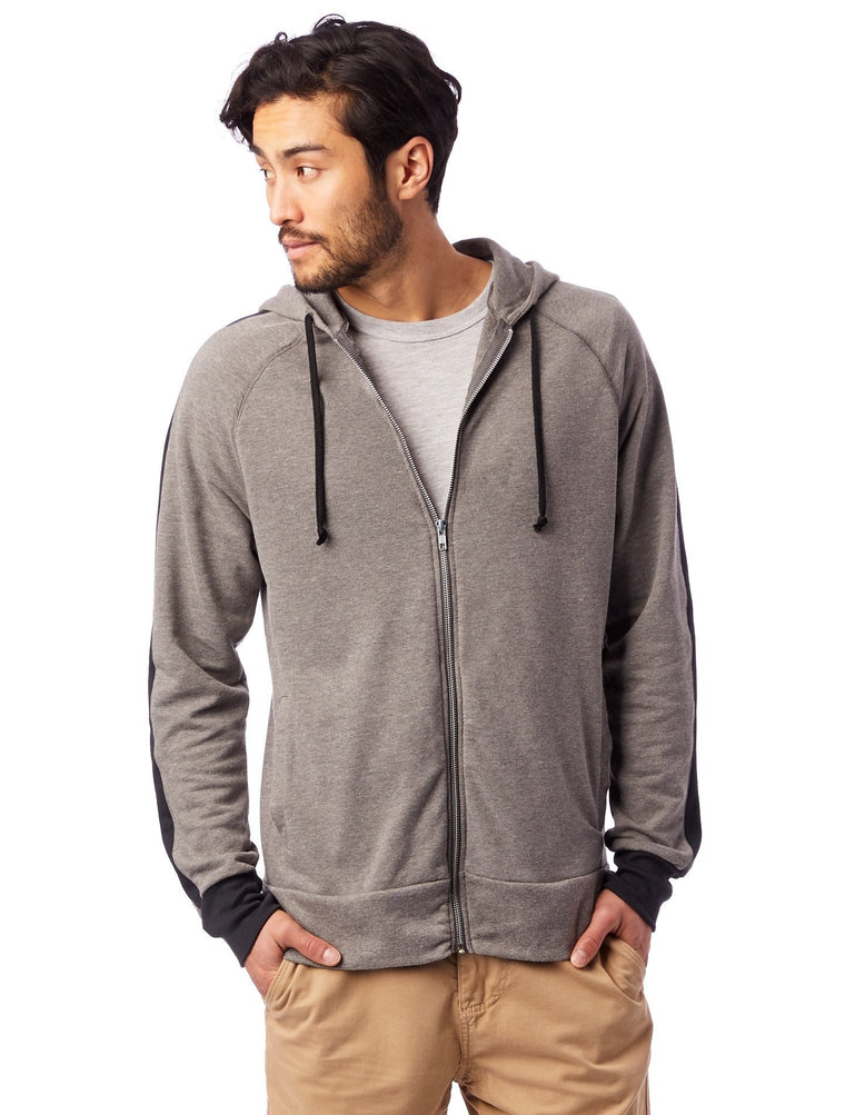 French Franchise Zip Hoodie - Simple Stature