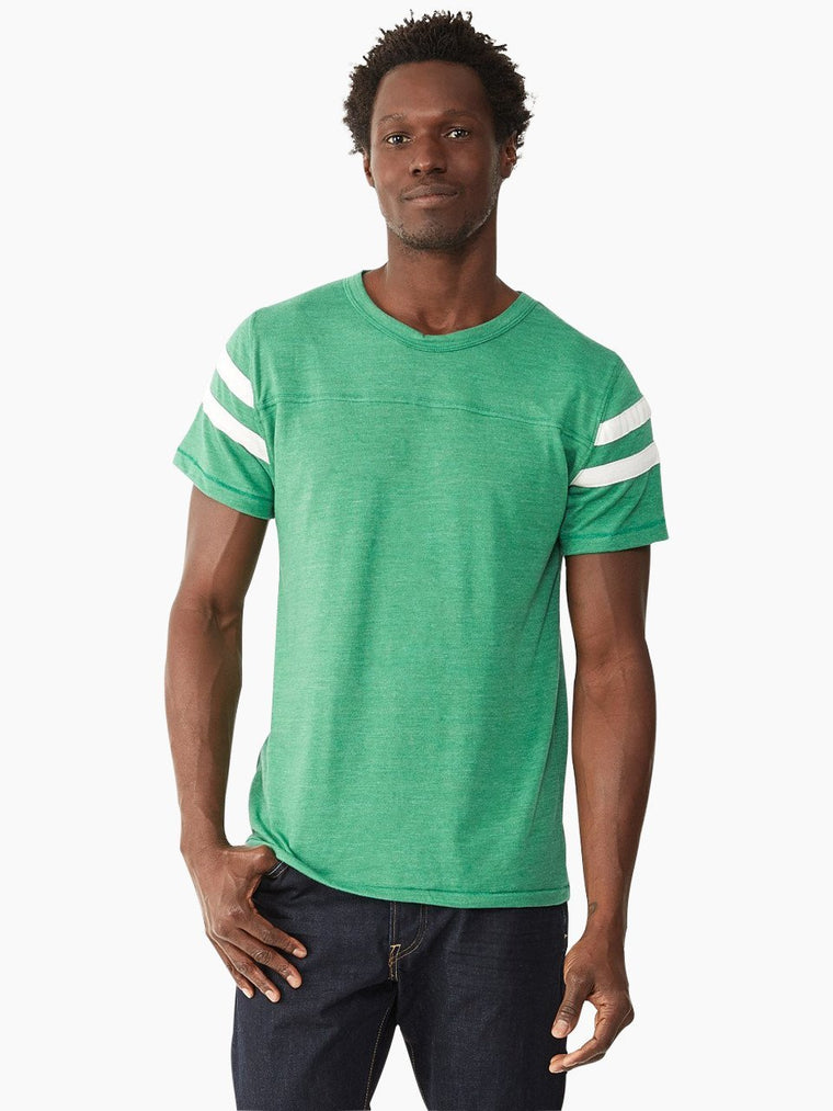 Eco Football Tee - Simple Stature
