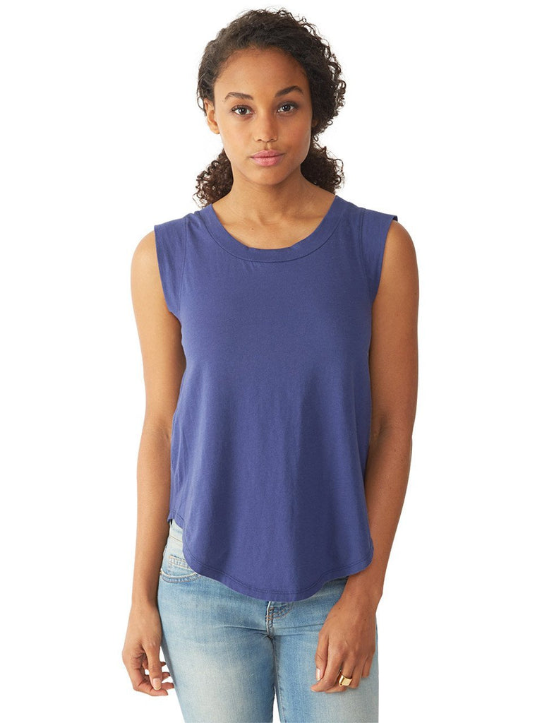 Cap Sleeve Crew - Simple Stature