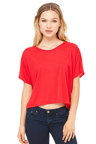 Boxy Cropped Tee - Simple Stature