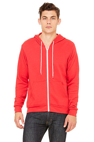 PC Zip-Up Hoodie - Simple Stature