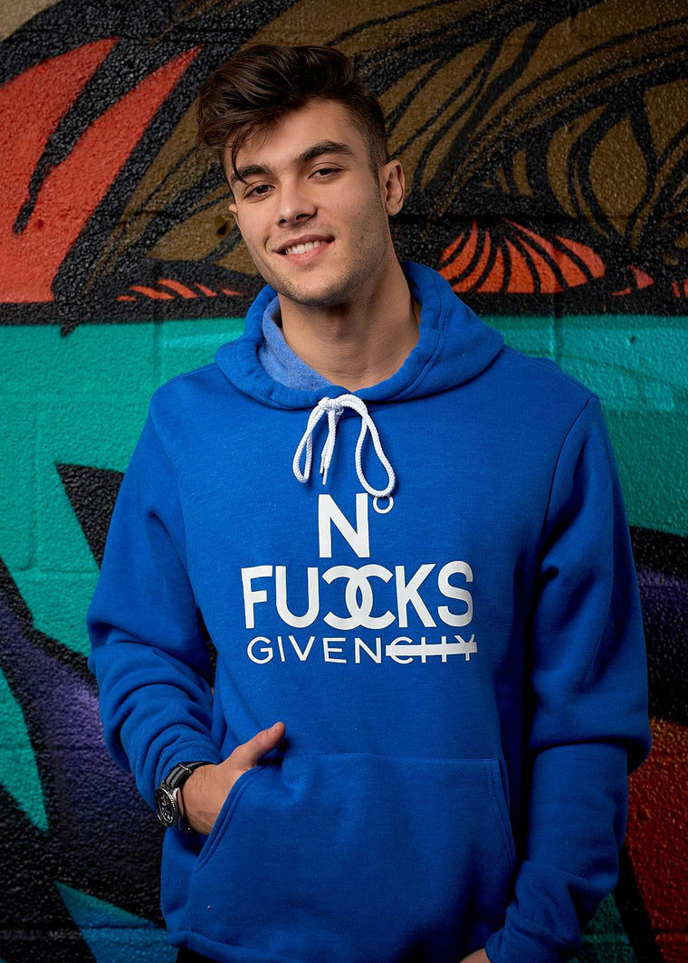 No Fucks Given Hooded Sweatshirt